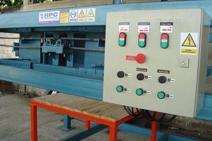 Maquinas para fabricar carretos de madera
